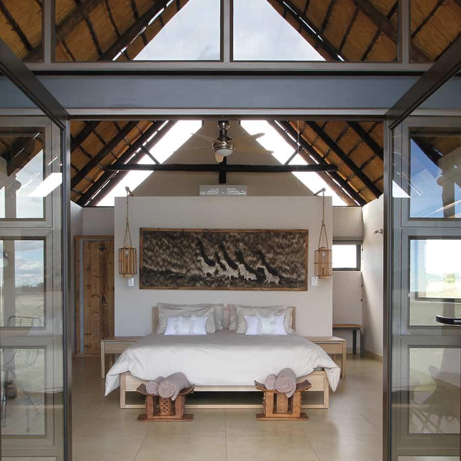 Babi-Babi hunting safari Namibia Suite with utmost comfort - EN