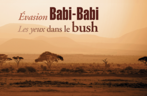 Babi-Babi hunting safari Namibia looking into the bush - EN